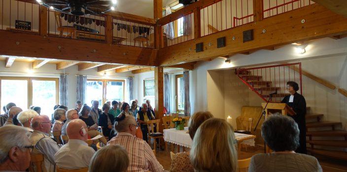 Gottesdienst in Brüntrup
