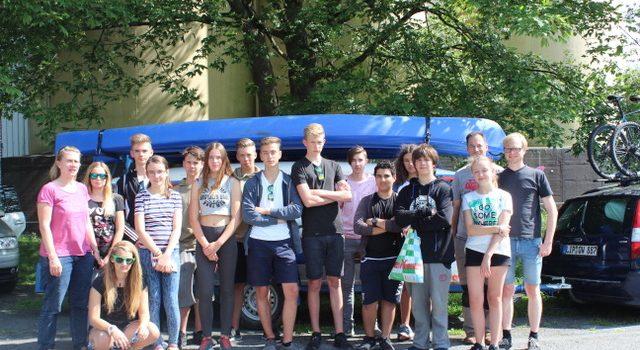 Jugendfreizeit Humboldtsee 2018