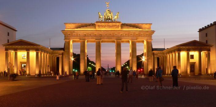 "Projekt ""Fahrt nach Berlin"""