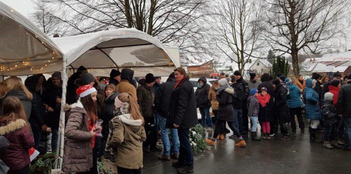 Weihnachtsmarkt 2018 in Istrup