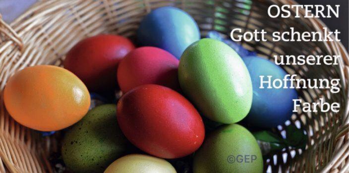 Karwoche und Ostern