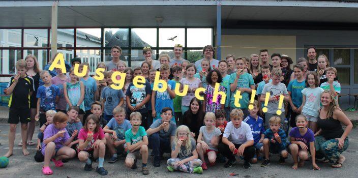 Kindercamping 2018 ausgebucht!