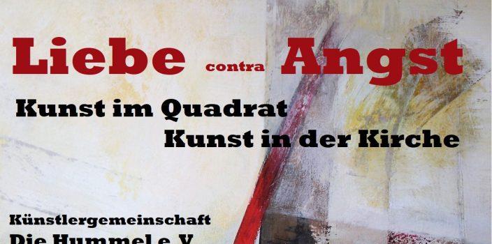 """Kunst im Quadrat"" – Ausstellung"