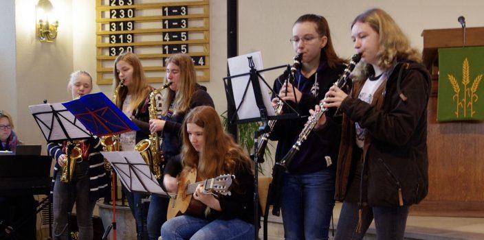 Neue Klänge in unseren Kirchen