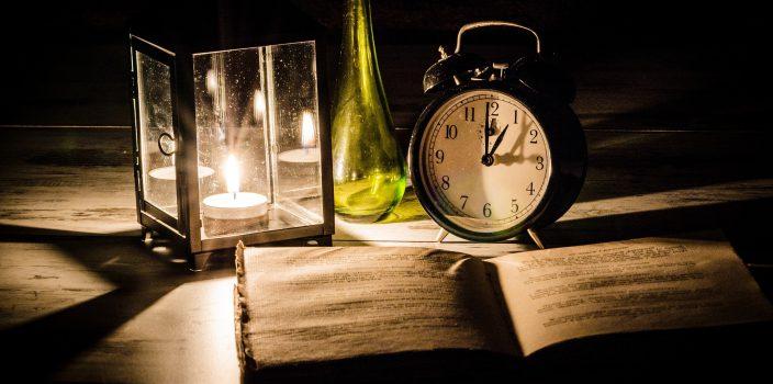 Gespenster erwacht – zur Lesenacht!