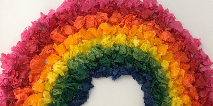 Regenbogen-Galerie