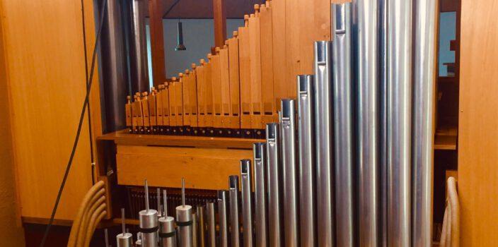 Orgel-Restaurierung